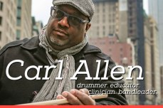 Carl Allen, former Artistic Director of Jazz Studies at The Juilliard School, also recently conducted a clinic for our students.