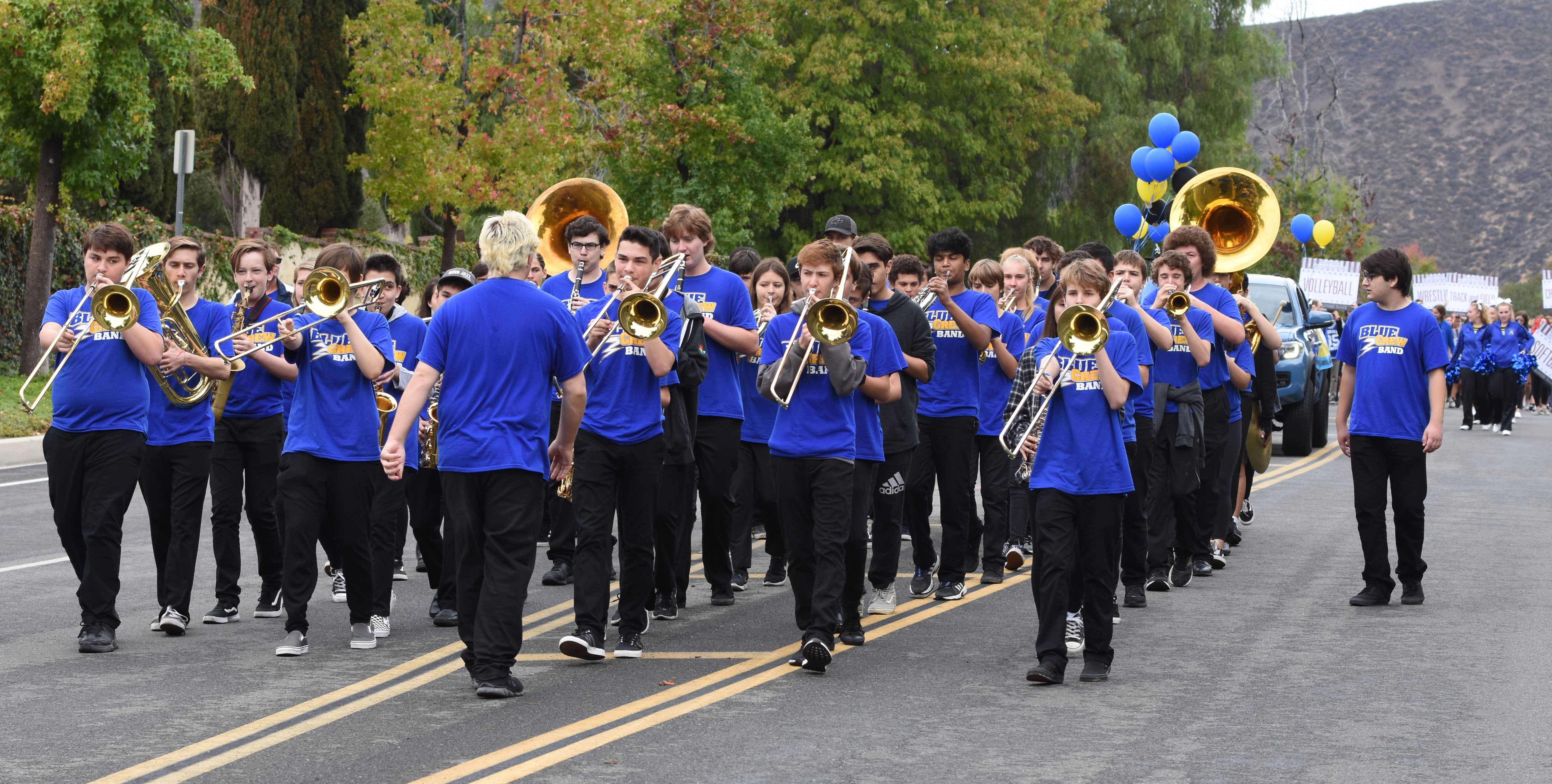 Marching Band | AGOURA HIGH MUSIC