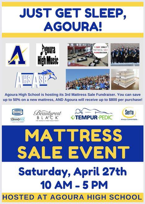 mattress save the date